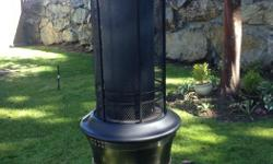 Selling a patio heater perfect to enjoy this coming fall and winter time. -Excellent condition -Comes without the propane tank Please txt or call if interested Thank you