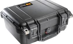 Have a Pelican 1400 Case with foam for sale. Case was used to store my GoPro cam and accessories. Case is in great condition. Has GoPro stickers on lid that can be easily removed. Also have a Pelican 1450 for sale $70. Email or Text is best.