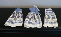 Doughboy Kitchen Hand Towels & Oven Set