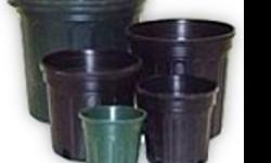 I am selling several 2, 3 AND 5 GALLONS PLASTIC PLANT POTS. 2-gallon pots are 50 cents each 3 and 5 gallon pots are $1.00 each Pick up in Cobble Hill.