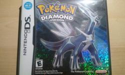 Selling Nintendo DS Pokemon Diamond game. Includes game, case, and instructions. I can bring my DS to show you that the game works. $20