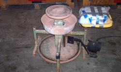 potters wheel for sale $350 obo
