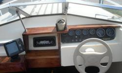 2006 Galvanized Trailer included in this price! Boat comes with fish finder and working radio, 140 Horse Power, 16 FT Fibre glass inboard Excellent condition! Please contact Arnold for more details!