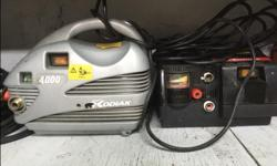 2 KODIAK PRESSURE WASHERS, ONE WORKS BUT LEAKS AND THE OTHER ONE FOR PARTS, ONLY $25, CALL (705)941-8169