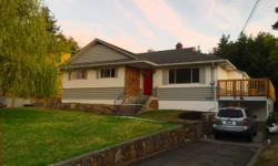 # Bath 2 Sq Ft 1980 MLS 397966 # Bed 4.5 Private house for sale on super quiet street close to UVic. New attic insulation. Newly updated bathrooms; two bedrooms with hardwood flooring, two carpeted; plus an extra kitchen, bathroom, and carpeted bedrooms