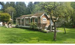 # Bath 2 Sq Ft 1065 # Bed 2 New price reduction for a quick sale! Great 1.7 acre property in beautiful Metchosin. Amazing creekfront as Bilston Creek meanders through the property making this a rare offering. The home has been expanded and renovated over