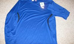 NEW LONG SLEEVE COMPLETE RUNNING,CLIMATE CONTROL. SZ XL STORE PRICE $40.