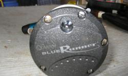 """QUANTUM BLUE RUNNER BRT 20 XL REEL In very good condition. Its a house number so texting will not work. """"""""DO NOT"""""""" CALL BEFORE 8 am. OR AFTER 9:00 pm. CASH ONLY. PICKUP ONLY VIEW MAP for general location. View poster's list for this Seller's other Items."""