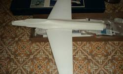 r/c jet is still available, has f-40 engine, and focus 4 radio with servos, jet needs to be built, this price is firm