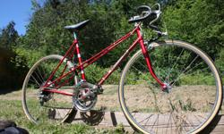 "1982 Raleigh Royal 21.5"", new tires, good shape $100 obo"