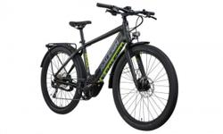 Confident. Fast. Capable. The Class 3 Raleigh Redux IE electric bike makes light work of any commute, long or hilly. With its 28 mph top speed and seamlessly integrated rear rack, structural fenders, bright 50 LUX daytime running lighting system and