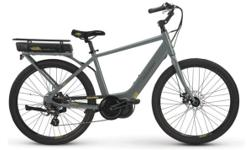With the award-winning Sprite iE electric bike, it's never been easier to lift a leg and get riding, literally. The easy entry, Low Step Sprite frame makes it convenient for you to get on board, helping make your exercise dynamic again! Sprite's