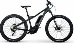 The Raleigh Tokul iE electric mountain bike is equally at home clawing up mountain switchbacks, or spinning along a cinder path down by the canal. The powerful, yet intuitive Bosch Performance CX mid-motor offers pedal assistance as you want it with