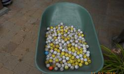 Golf course and Driving Range operators- please see sellers other ads in this category for more good golf equipment available. Thousands of range balls and some new playing balls available. Make an offer for some or all. GOTTA GO! Small (31 units) and