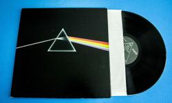 I am selling three rare albums. These albums are: Pink Floyd The Wall Folding Double LP (Near Mint Condition) Pink Floyd Dark Side of the Moon LP with Gate Fold (Excellent Condition) The Beatles Abbey Road (SO-383 Very Good Cover, Excellent Vinyl) I am