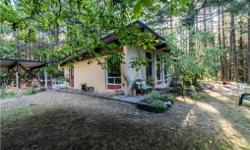 # Bath 2 Sq Ft 1600 # Bed 3 Your own private sanctuary comprising 13.3 acres with massive 100 year old trees, a beautiful stream and 2 ponds. What a great place to call home...rural, yet you are only minutes away from shopping, schools and everything else