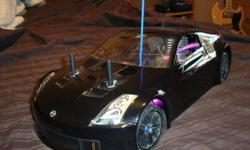 I have a duratrax streetforce gp2 nitro car, i have barely used it only about 3 hours. The car has a lot of extra parts 3 sets of wheels and rims, racing, drift, and all around tire. Has 3 different bodies nissan 350z(black), nissan skyline(blue), and the