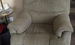 4 year old reclining chair in good condition