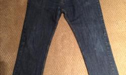 """Red Star Jeans Waist 34"""" by Length 29.5"""" Good Condition!"""