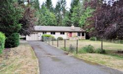 # Bath 2 Sq Ft 1968 MLS 410687 # Bed 3 Situated on a big 0.35 acre level lot with private backyard, this spacious, 1,968 sq. ft., 3 bedroom, 2 bathroom, one level rancher is ideal for families, empty nesters and retirees alike. All the expensive stuff has
