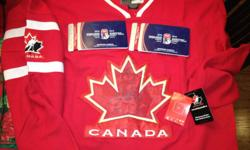Offering 2 side by side prime seats to all 10 games for the World Juniors in Edmonton. This offer includes a pair of brand new jerseys and for everything I am asking $4400 OBO. The world juniors will be in Canada again,but won't be in Alberta again for a