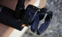 FOR SALE Bicycle Accessories - REDUCED One Honkin Lock with Bike Attachment - was $25.00 NOW $20.00 - see picture Please contact if you are interested..... Thank you.