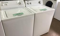 We have several makes and models of refurbished washers for sale. Prices start at $289.00 and up. Photos displayed may not represent what we currently have in stock as we have a constant turnover of all appliances. All units have been checked, repaired,