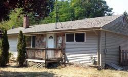 # Bath 1 MLS 412397 # Bed 2 Renovated 2 bedroom + den, 1 bathroom rancher on a large lot in the Uplands/Departure Bay area close to good schools, transportation and shopping. Nicely updated, with easy care vinyl siding, laminate flooring, newer roof,