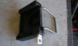 """RIGHT ANGLE SIDE MT. DOWNRIGGER MOUNTING BRACKETS 1015. I have 2 at $15.00 each. in very good condition. Its a house number so texting will not work. """"""""DO NOT"""""""" CALL BEFORE 8 am. OR AFTER 9:00 pm. CASH ONLY. PICKUP ONLY VIEW MAP for general location. View"""