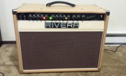 Boutique tone and performance from Paul Rivera. If this is the kind of amp you're in the market for then you 'll know these by reputation alone. From their site: Rivera introduces the Fandango?. With lead tones Approaching the new Knucklehead Reverb, and