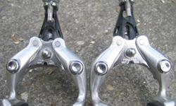 Road Bike brake calipers $50 Email or call ANY time, including evenings, Sunday and holidays, 604-800-2104 (Kelowna) no texting