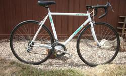 Looking for a road bike, frame or parts. A frame on its own would also be OK, condition doesn't matter. Preferably from the 70's, 80's, 90's, or newer if its a steel/aluminum frame. Please drop me an Email if you have anything that you would like to part