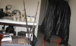 I have a Mitchell spinning reel and a Daiwa rod in excellent condition