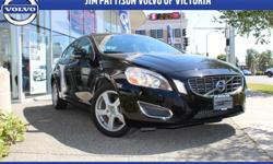 Make Volvo Model S60 Year 2012 Colour Black kms 80000 Trans Automatic This turbocharged luxury S60 sedan is faster than many BMWs and more comfortable than many Mercedes'. It is also safer than all of them. People buy one Volvo and then never buy another