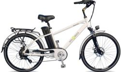 RTG Imperial - City Commuter E-Bike Get $100 in store credit with purchase in the month of December! A great, simple, comfy city commuter, perfect whether it's for business or pleasure. When we designed the Imperial we set out to make something that would