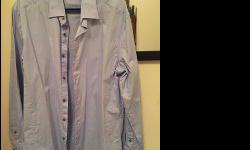 light blue, great condition, like brand new