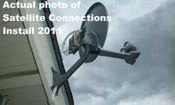 BELL EXPRESSVU/ SHAWDIRECT/ DIRECTV/ DISH NETWORK/ FTA DISH Satellite dish Sales & Service: Upgrades-Installs-Repairs-Parts and more*Website: http://satelliteconnection.ca CALL SATELLITE CONNECTION TODAY FOR FREE QUOTES @604.346.8597 Independant and