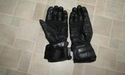 Schoeller keprotec suomy black leather with extra protection points