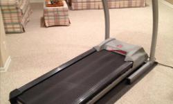 Like new and used very little - This Schwinn 840 treadmill is in great condition and has been used very little A bargain @ $650.00