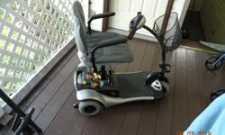 portable mobility scooter gk8 paid 1699