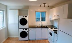 Pets No Seeking a FEMALE (sorry guys!) roommate to share a beautiful, newly renovated 2 bedroom + 1 bathroom main level suite in the trendy Fraserhood corridor kitty-corner to Grays park. This is a lease takeover available as of the middle of August up