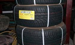 225/40/18 brand new low profile summer tires....for more information please contact Milan...thanx