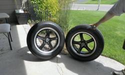 225/65R17 M+S Set of 4 tires and MSR Rims Very Nice Condition Size 17 All Seasons plus Mud and Snow Asking $750 OBO Please Call 250-314-1248