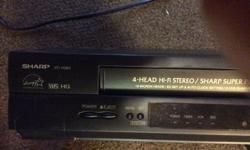 VHS HQ Sharp VCH 250-722-2368
