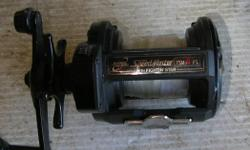 """SHIMANO SPEED MASTER IV TRITON 6.1 SUPER HIGH SPEED FISHING REEL. In very good condition. Its a house number so texting will not work. """"""""DO NOT"""""""" CALL BEFORE 8 am. OR AFTER 9:00 pm. CASH ONLY. PICKUP ONLY VIEW MAP for general location. View poster's list"""