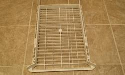 Shoe rack for Whirlpool or similar Dryers