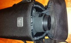 Sigma Zoom 70-200  Canon Purchased at Henry's in Hfx new last year.  1199.00 retail. Selling because I purchased a canon. $700 or Best offer.