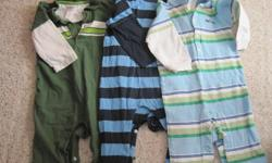 Assortment of boys size 6 months outfits. From non-smoking home. In great condition with no rips/stains. Asking $25 for all.