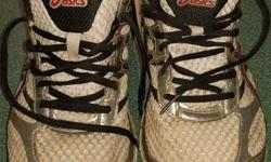 Euc Running Shoes. Barely used great tread Posted with Used.ca app