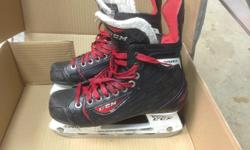 CCM RBZ size 4 used one season. Asking $50 OBO over $200 new